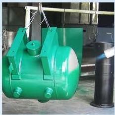 Thermal spray heavy industry